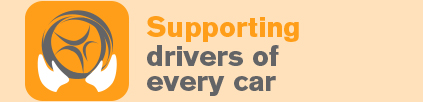 Supporting Drivers Logo Pad